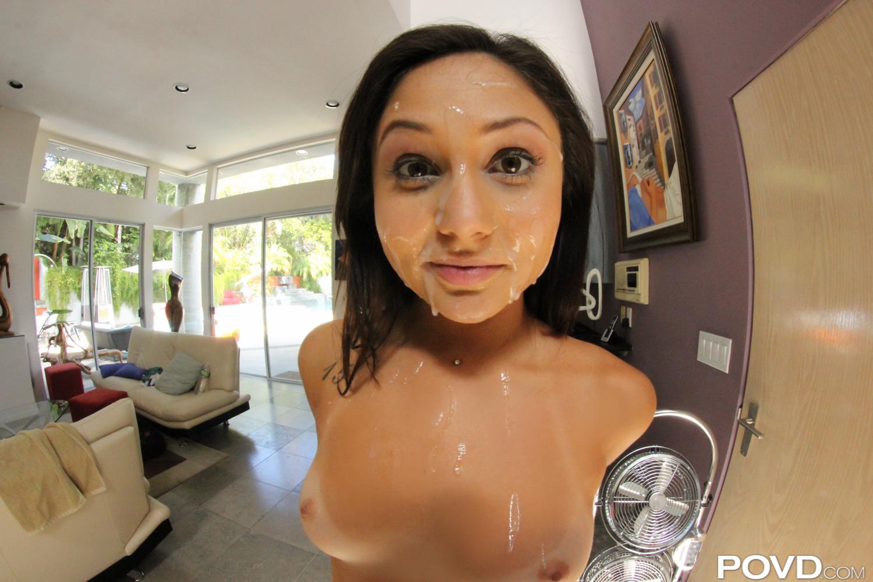 ariana marie facial