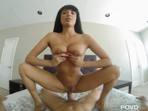 Povd Anissa Kate in Pool Table Pounding