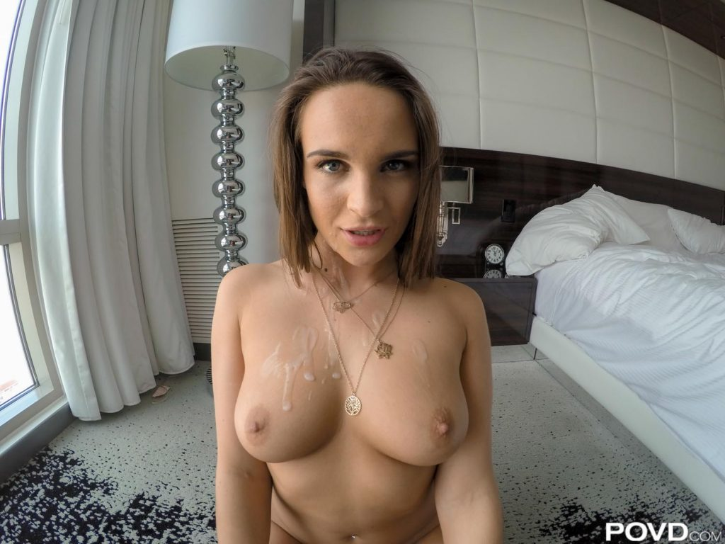 image Brunette teal conrad takes a penis pounding
