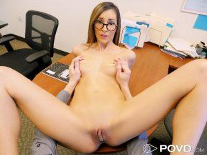 Povd Moka Mora in Office Slut 11