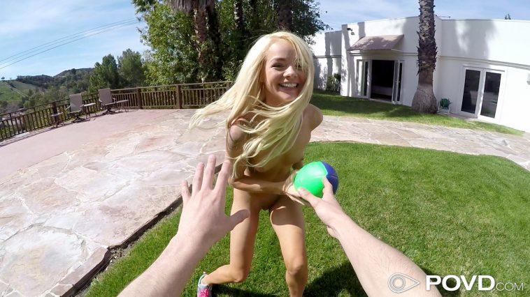 Elsa Jean in Football Nympho 10